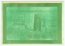 Heritage, 2009; Gum bichromate print